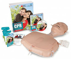Family And Friends Cpr Anytime Learning Kit With Dvd Laerdal 90 1003
