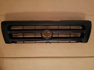 Fits 1998 2000 Tacoma 2wd 4wd W Prerunner Front Bumper Black Grille New