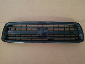 Fits 2000 2002 Toyota Tundra Front Bumper Grille Primed For Paint New