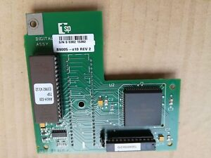 B9005 u10 Rev 2 Pcb For Perseptive Biosystems Uvis 205 5 1085 05 Detector