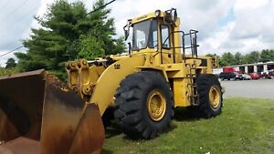 Cat 980c Wheel Loader Rubber Tire