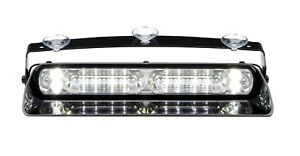 Whelen Avenger Ii Trio Dual Combination Linear tir Super led Dash Light R b c