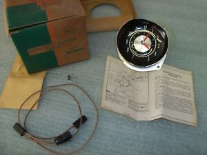 1964 65 Chevelle Nos Clock Package