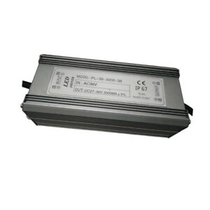 Ac dc36 10 String 10 3000ma Booster Street Lamp Power Supply Led Drive Power