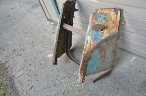 1939 1940 Gmc Radiator Grille Support Dog House Front Cowl