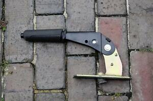 Emergency Parking E brake Handle Lever Black Land Rover Discovery 2 1999 2004