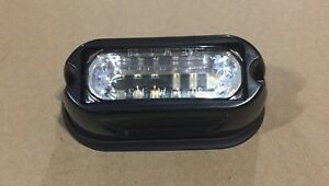Whelen Linz6 Series Super Led Red W Mount