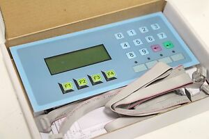 Triangle Research Mh hmi Keypad 4x20 Lcd Display 4 Line X 20 Character Display