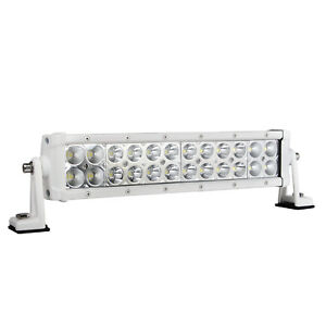 72w 14 Led Light Bar Spot Flood Combo Off Road Jeep 4wd Ip6 White 4320lm