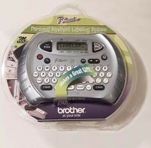 Brother P touch Label Maker Personal Handheld Labeler Pt70bm Prints 1 Font In