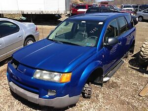 2003 Saturn Vue Rear Roof Trim Drip Rail Moulding Passenger 2002 2007