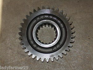 Reverse Driven Gear International Farmall 706 806 1206 756 856 1256 1456 766 966