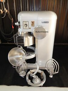 Hobart 60qt 60 Qt Quart Dough Mixer Bowlguard Pizza Bakery Bread 20 30 80