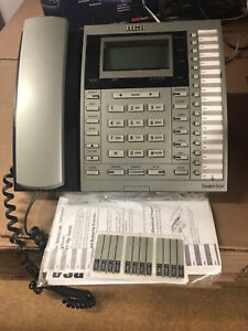 Rca 25413re3 4 line Corded Expandable Phone