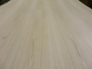 White Oak Wood Veneer Sheet 48 X 73 With Paper Backer Aa Grade 1 40 Thickness