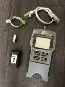 Ideal Vdv Multimedia Voice Data And Video Cable Tester With Wire Map Ids