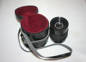 Agema Thermovision Ir lens 40 Degree Sw 556 192 903 W Pouch Case Guaranteed