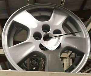 Chevrolet Cavalier 2000 2002 Wheel 15x6 Aluminum 5 Spoke