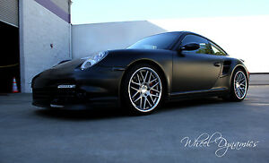 19 Wheels Fits Porsche C4s Wide Turbo 996 997 991 981 Gt3 Gt2 Cayman Boxster