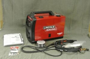 Lincoln Electric 125 Amp Hd Weld pak Flux Corded Wired Feed Welder 97526 1 H