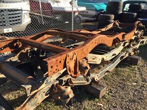 Short Bed Dodge Ram Frame 70 s 80 s D100 Ram