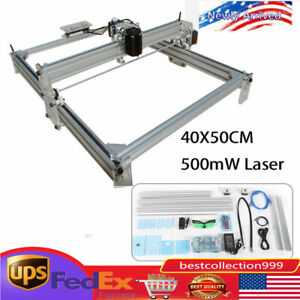 500mw Diy Mini Laser Engraver Engraving Machine Desktop Printer Top