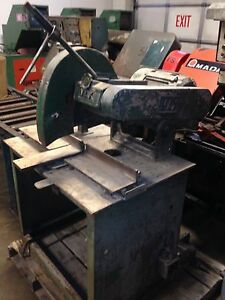 Max 14 Cutoff Machine Chopsaw Abrasive Saw