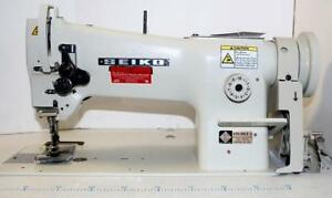 Seiko Sth 8bld 3 Walking Foot Big Hook Industrial Sewing Machine Made In Japan
