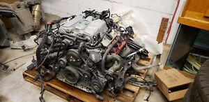 2012 2015 Audi A6 A7 Engine Motor 3 0l Supercharged 60k Miles Oem Complete