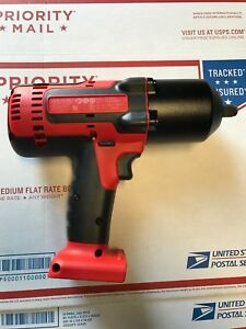 Snap On Cordless Impact Wrench Ct8850 1 2 Drive