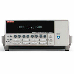 Keithley 2461 Hi Current Interactive Sourcemeter New
