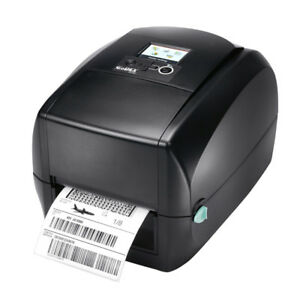 Godex Rt700iw 4 quot Thermal Transfer Printer 203 Dpi Usb Rs232 Ethernet