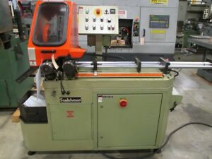 Scotchman Model Cpo 315lt hfa Automatic Ferrous Cold Saw 12 5 Blade