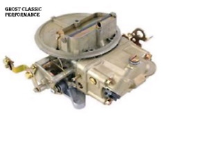 2 Barrel Carburetor 500 Cfm Street Strip Exceptional Throttle Response New
