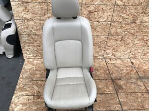 Lexus 11 13 Ct200h Passenger Right Side Seat Leather Buckle Complete 92k Oem