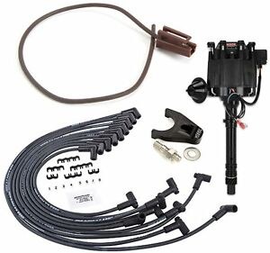Msd Ignition 83653k Chevy Hei Ignition System Kit Small Block Chevy Includes Ms