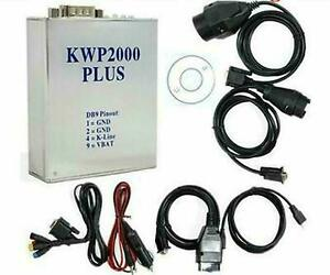 Kwp2000 Plus Kwp Iso Software Chip Tuning Ecu Engine Auto Tune Flasher Scan Tool