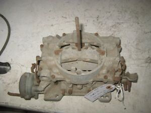 1963 Buick 401 Nailhead 8 Cyl Carter Afb 4 Barrel 3503a Carburetor