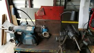 Used Ammco Rotor Drum Brake Lathe Combo And Some Adapters And Arbors