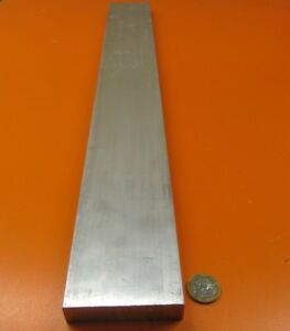 2024 T351 Aluminum Bar 3 4 750 Thick X 3 0 Wide X 24 Length