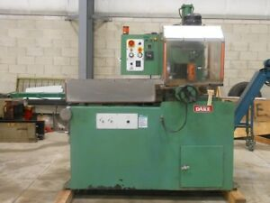 Dake Euromatic 370pp Ferrous Type Automatic Cold Saw 14 1 2 Blade