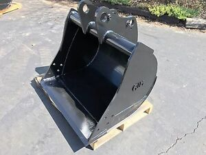 New 36 John Deere 410j Backhoe Bucket No Teeth