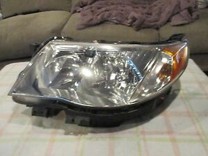 2009 2010 2011 2012 2013 Subaru Forester Driver Left Side Oem Halogen Headlight