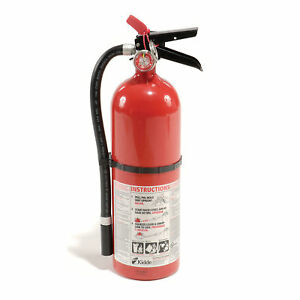 Dry Chemical Fire Extinguisher 5 Lb Lot Of 1