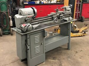 Atlas Clausing 12x36 Lathe And Huge Tooling Package