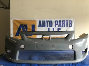 11 12 13 Oem 2011 2012 2013 Scion Tc Coupe Base Front Bumper Cover