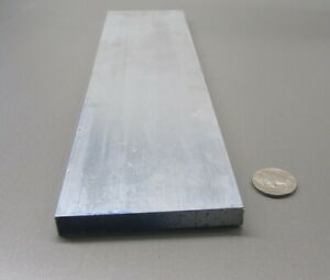 2024 T351 Aluminum Bar 3 8 375 Thick X 3 0 Wide X 12 Length