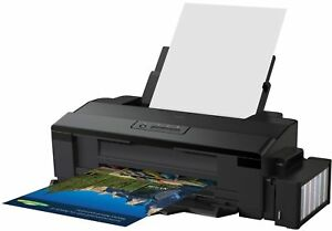 Dhl New Epson L1800 Ink Tank System Its A3 6 Color Printer ac 110v Inkset