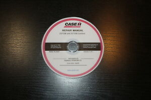 Case Ih Combine 2377 2577 2388 2588 Axial Flow Service Manual Cd