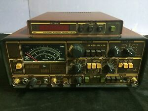 Amber 3501 Vintage Distortion Analyzer With 358 Hr Frequency Meter 3501 13111